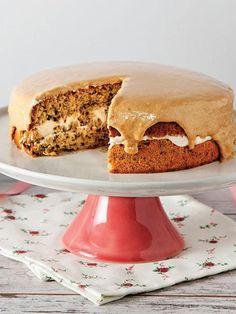 Tia Maria pastası Tarifi - Tatlı Tarifleri Yemekleri - Yemek Tarifleri