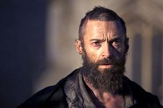 The actor portrays ex-con Jean Valjean in director Tom Hooper's upcoming musical adaptation of the Victor Hugo novel.
