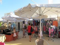 Hippy Market - Kumharas Ibiza -