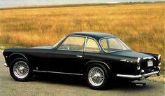 Another Michelotti design for Triumph... the Italia. A work of art.