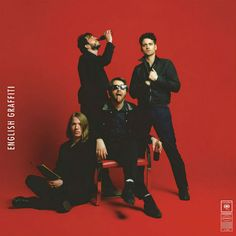 ALBUM REVIEW: The Vaccines 'English Graffiti' - http://blog.bluecornerstore.co.uk/reviews/2015/album-review-the-vaccines-english-graffiti/ The Vaccines are best known for their frantic chords and a whirlwind of aggressive vocals and memorable, infectious melodies. But on 'English Graffiti', it's clear that they're now looking for more of a challenge… Their second album 'Come Of Age'...