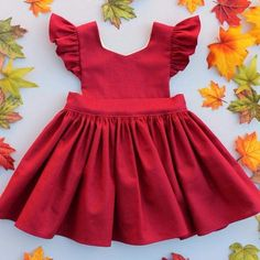 Beautiful # for # for – kinder mode Baby Girl Dress Design, Girls Frock Design, Baby Frocks Designs, Kids Frocks Design, African Dresses For Kids, Little Girl Dresses, Baby Girl Frocks, Baby Girl Dress Patterns, Baby Dress Tutorials