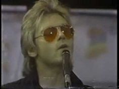 """▶ The Cars """"Drive"""" - Live Aid 1985 - YouTube"""