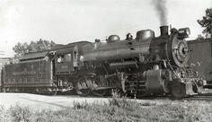 (Class H4).  #8078.  Pennsylvania R.R.  2-8-0 Consolidation.