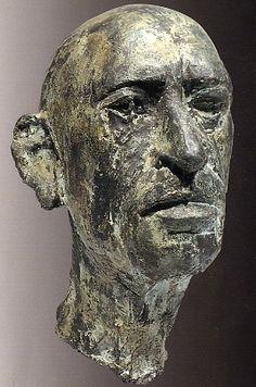 Marino Marini Bust of Igor Stravinsky (1951)