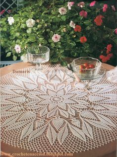 Hola mis queridas amigas: ¡Buenos días a todas! Hoy les dejo el tradicional tapete en patrón retante.