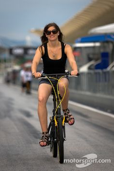 cyndie Allemann bicycle - Google Search