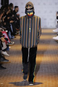 Palm Angels Fall 2017 Menswear Collection Photos - Vogue