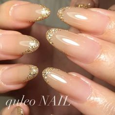 cute french nails Flower in 2020 Diy Nails Manicure, Chic Nails, Trendy Nails, Japanese Nail Design, Japanese Nails, Elegant Nails, Classy Nails, Bride Nails, Wedding Nails