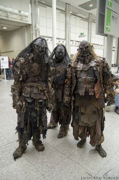 RPC Germany 2014 - Orcs by Fr0st8ite