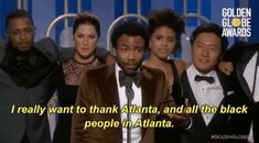 New party member! Tags: atlanta donald glover golden globes 2017