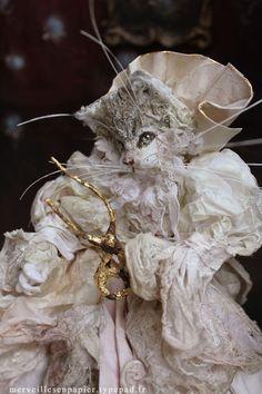 The Whitecat madame d'aulnoy  http://merveillesenpapier.typepad.fr/merveillesenpapier/