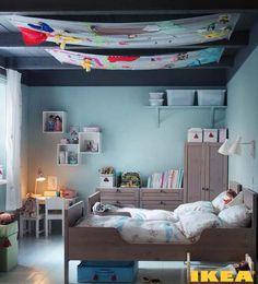 foto of modern ikea kids impress bedroom furniture photo