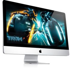 The New iMac.     The ultimate all-in-one goes all out.  Now with a quad-core processor in every model, up to 3x faster graphics, Thunderbolt, and a FaceTime HD camera.