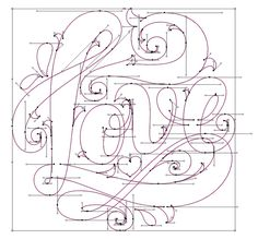 """betype: """"  Bezier Porn by Roberlan Borges """""""