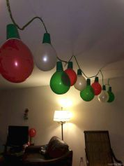 Easy diy christmas decorations ideas on a budget 02