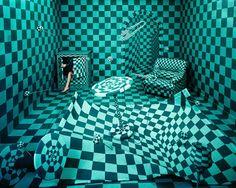 Artist Creates Elaborate Non-Photoshopped Scenes in Her Small Studio - My Modern Metropolis