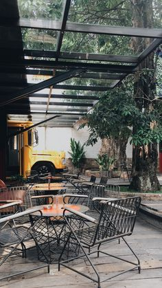 The Parlor Bandung Lembang, Autumn Scenes, Korean Street Fashion, Parlour, Aesthetic Art, Hijab Fashion, Bb, Patio, Explore