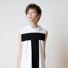 Tee Track Spring/Summer 2014 collection  #sleeveless #hooded #tunic via LilStylers