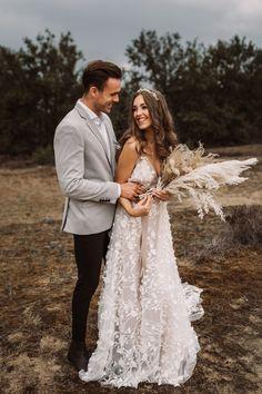 Elope Wedding, Destination Wedding, Dream Wedding, Wedding Dresses, Intimate Marriage, Romantic Look, Petunias, Boho, Wedding Inspiration