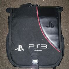 PS3 Carrying backpack Authentic PS3 backpack Bags Backpacks