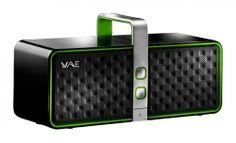 Wae puede llegar a un alto volumen sin distorsionar el sonido.  ¡Y es muy fácil de llevar!