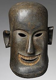 Topeng mask, 19th–early 20th century, Karo Batak people, northern Sumatra, Indonesia