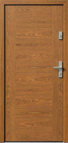 Dębowe wejściowe drzwi zewnętrzne 433,1 winchester