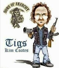 Tig from Sons Of Anarchy