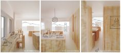 第八回三井住空間デザインコンペの画像:Bebe's