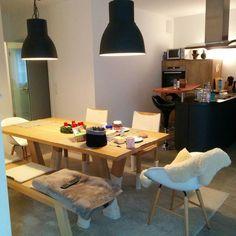Люблю простоту и эстетику скандинавского дизайна. #17komnat