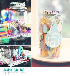 Day 23: Hmmm, what? YES: another jar DIY! ;D They are just so simple and cute and inexpensive to make for little gifts for the holidays! Today I'm sharing the Rainy Day Jar. My girlfriends and I are now overrun with children… 😉 Hee, they outnumber us! Buying presents for each and every one of [...] Continue reading →