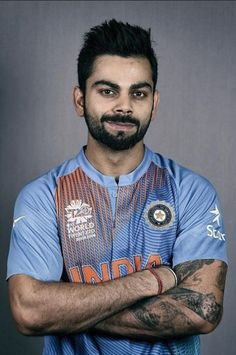 Tattoo shows the Attitude!!! Get a Tattoo @Traceink  Go Team India