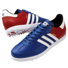 Adidas SAMBA Limited Edition Majors Collection Golf Shoes $100