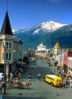 Skagway Port Information, Cruise Reviews and Shore Excursions