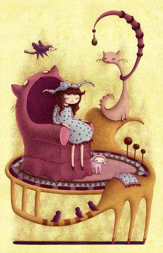 Creative Illustrations by Stephanie Kunze
