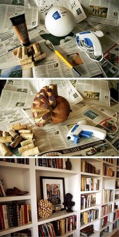 Wonderful Wine Cork Crafts Ideas DIY Projects Craft Ideas U0026 How Tou0027s For Home Decor  With Videos