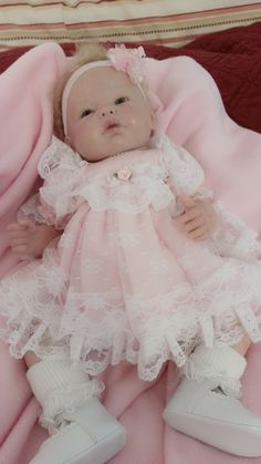 one of the reborns I sold on Ebay