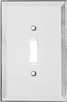 Mirror Switchplates Frosted Glass Switch Plates Wwwarnevcom My