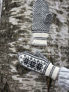 Nordic Yarns and Design since 1928 Knit Mittens, Mitten Gloves, Knitting Socks, Knitted Hats, Knitting Charts, Free Knitting, Fair Isle Chart, Norwegian Knitting, Hand Warmers