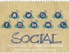 O trabalho do social media tem se tornado cada vez mais promissor. Já que, as mídias sociais se tornaram um dos canais de comunicação mais importantes para as empresas. Mas Você Sabe O Que É Um Social Media?🎯🎯🎯 http://elitedosblogs.com/social-media-excelente-oportunidade-para-trabalhar/