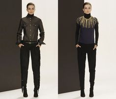 Pierre Balmain 2013-2014 Fall Winter Presentation