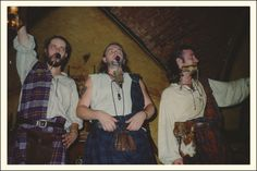 TBT: singing on top of the bar at Mulligans/Slattery's Irish Pub in Oldenburg, Germany (2000)