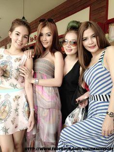 Pretty girls from Thailand ^_^