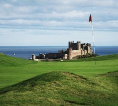 Formed in 1904: Bamburgh Castle Golf Club, The Clubhouse, 40 The Wynding, Bamburgh, Northumberland NE69 7DE
