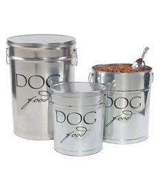 Bon Chien Dog Food Storage Canister in 2021 Dog food
