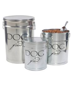 Classic Silver Food Storage Container