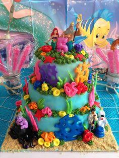 The Little Mermaid Birthday Party Ideas