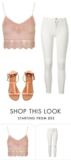 """""""Untitled #3050"""" by ana-bieber ❤ liked on Polyvore featuring Topshop and H&M"""