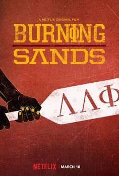 Burning Sands - Il codice del silenzio USA: 2016 Genere: Drammatico Durata: 105' Regia: Gerard McMurray Con: Alfre Woodard, Trevante Rhodes, Serayah